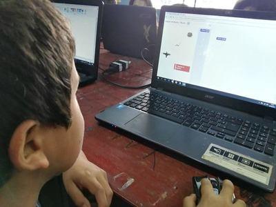 MEC retoma las clases virtuales sin alternativas y con paro estudiantil