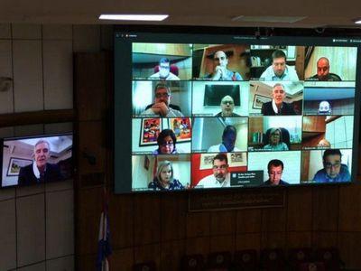 César Diesel sería elegido para la Corte con pacto abdocartollanista
