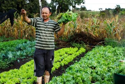 Participantes de Tekoporã reinventan su economía con huertas familiares