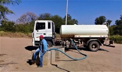 Acuciante necesidad de agua en las comunidades del departamento de Boquerón