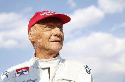 El mundo de la Fórmula 1 recuerda a Niki Lauda