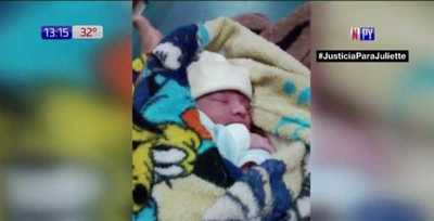 ¡Admirable! Una joven dio a luz sola en su vivienda en Villa Elisa