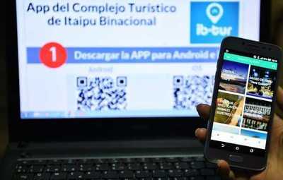 Itaipú desarrolla aplicación móvil para apertura del complejo turístico