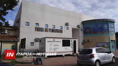 VERIFICAN INSTALACIÓN DEL SISTEMA DE OXÍGENO EN EL PEDIÁTRICO  DE CNEL. BOGADO