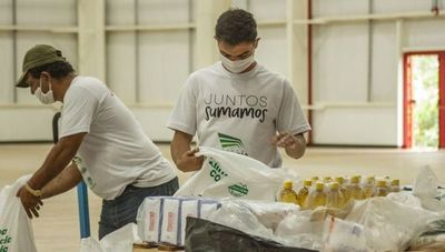 Grupo Sarabia presenta campaña solidaria con una inversión de US$ 400.000