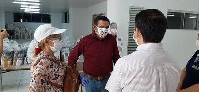 Ministro de Educación analiza protocolo para vuelta a clases en internados del Chaco