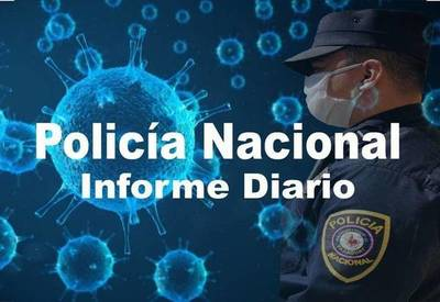 Informe Policial de la Comisaría de Juan Eulogio Estigarribia