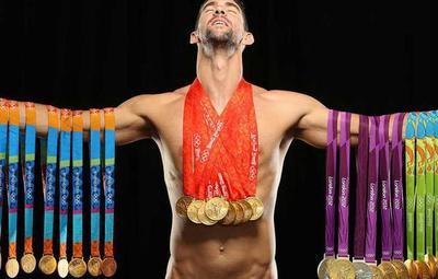Conmovedora carta del nadador Michael Phelps sobre su depresión en cuarentena