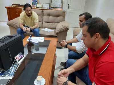 """Crearán un """"Comité de Crisis de Frontera"""" para enfrentar al Covid-19"""
