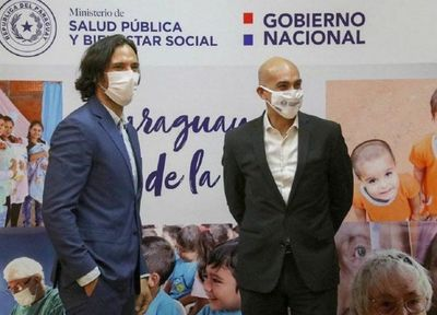 """Roque Santa Cruz: """"No quiero seguir con esto"""""""