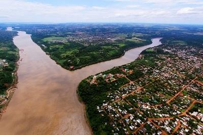 Anuncian operaciones conjuntas en las FF.AA. de Paraguay y Brasil para combatir al crimen organizado