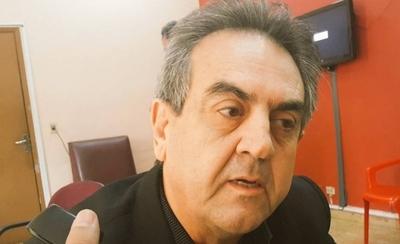 """Voto de censura a Petta: """"Un balón de oxígeno"""" para la dirigencia colorada"""