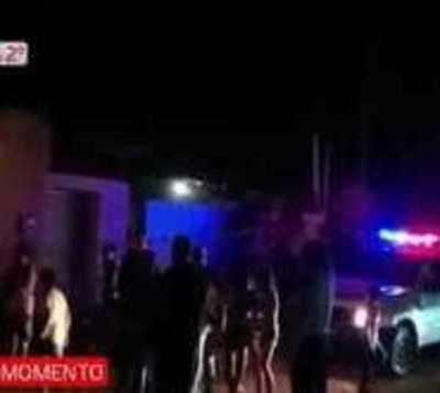 Asesinan a joven en Pedro Juan