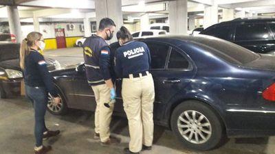 Detienen a un delincuente con más de una decena de antecedentes