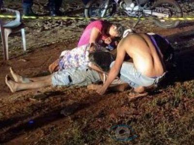 Sicarios mata a joven vendedor de binguito en San Juan Neuman