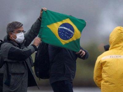 Brasil suma en un solo día más de 1.180 muertes por Covid-19