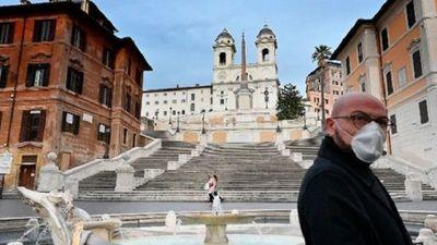 Italia confirma que sigue bajando la curva pero no excluye aumento de casos