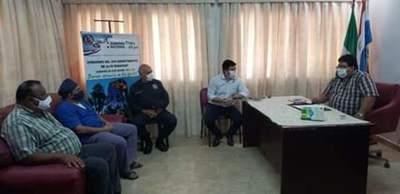 Autoridades de Alto Paraguay desean seguir manteniendo libre el departamento del COVID-19