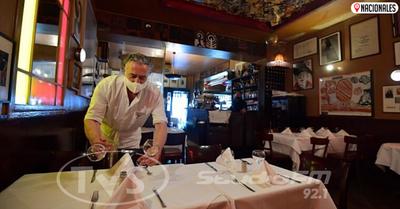 Sector gastronómico desoye al Gobierno y abrirá sus puertas desde el lunes