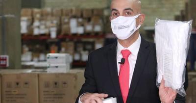Salud anuncia rescisión total de contrato por compra de insumos