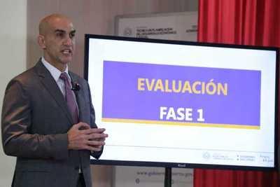 Ministro Mazzoleni anuncia rescisión total de contrato con IMEDIC y Eurotec