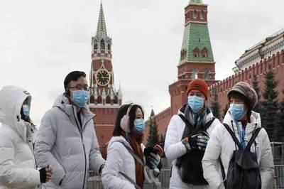 COVID-19 en Rusia: El total de casos supera los 320 mil positivos