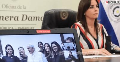 Primeras damas mantendrán una reunión virtual con el Papa Francisco