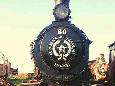 La locomotora 60 está lista para volver a operar