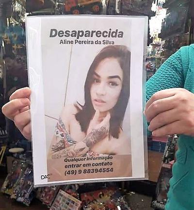 Desaparición de joven brasileña en CDE estaría vinculado a NEGOCIO ILEGAL de ANABOLIZANTES en la FRONTERA