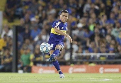 Junior Alonso cuelga la casaca de Boca