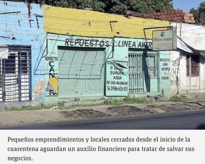 Llano pide a Marito su mediación con los bancos para apurar créditos para empresarios en crisis