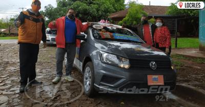 El Telebingo Triple entregó un auto 0 km en Encarnación