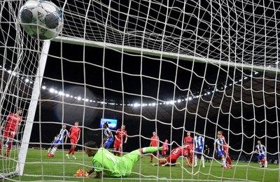 El derbi de Berlín acaba con goleada del Hertha