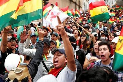 Morales convoca a nuevas elecciones en Bolivia tras informe negativo de OEA