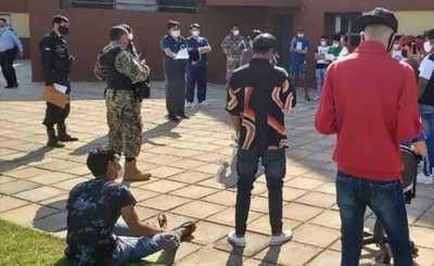 Compatriotas abandonan albergue en Alto Paraná