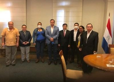Dirigentes del Asentamiento Fausto Cabrera pidieron fin a trabas jurídicas