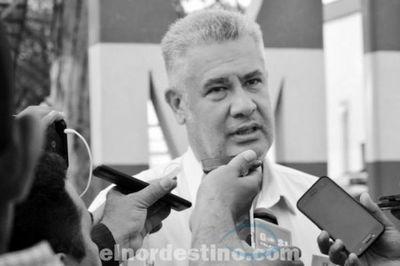 Imputan y decretan prisión del intendente José Carlos Acevedo