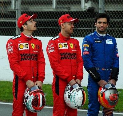 Negociaciones de Ferrari con Sainz arrancaron en diciembre