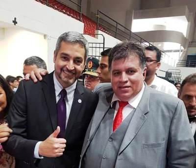 ANR: Consejo reelige a Édgar López como presidente de seccionales • Luque Noticias