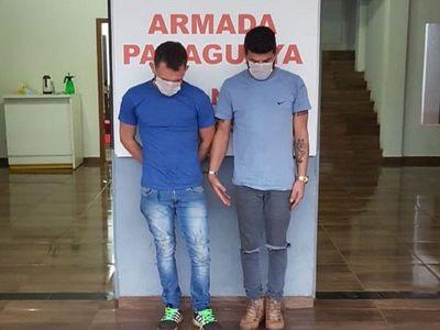 Aprehenden a paraguayos tras intentar ingresar al Brasil violando cuarentena