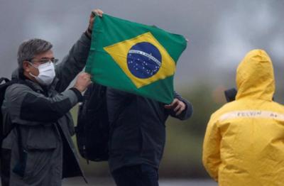 Covid-19: Brasil se convierte en el segundo país con más casos en el mundo