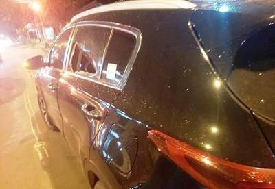 Violento asalto en la ruta Luque