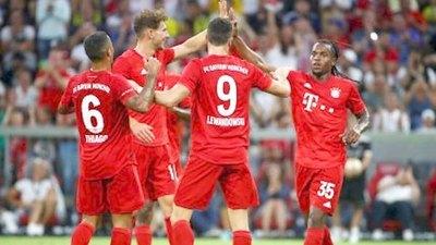 Bayern dona 460 mil euros a amateurs