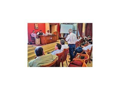 ANR empieza a operar para las elecciones municipales