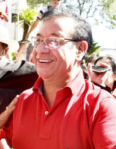 Autorizan conferencia de prensa del diputado imputado Miguel Cuevas