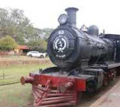 Tren de 156 años está listo para operar