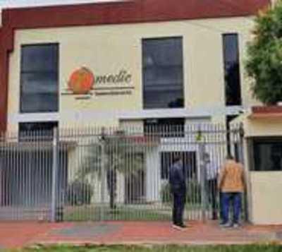 Fiscales intervienen instalaciones de Imedic