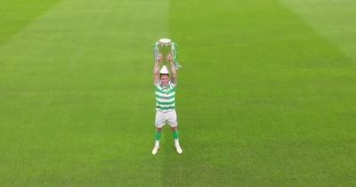Fútbol en modo COVID: ¡El Celtic levantó la copa a estadio vacío!