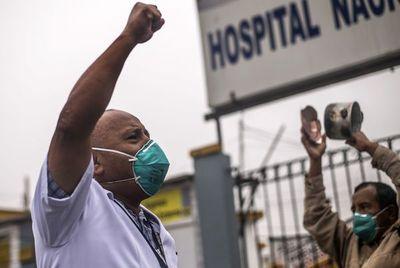 Demandan fortalecimiento a sistema de salud en Guatemala por repunte de COVID-19