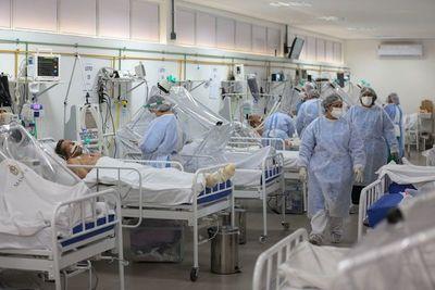 La pandemia azota a América Latina